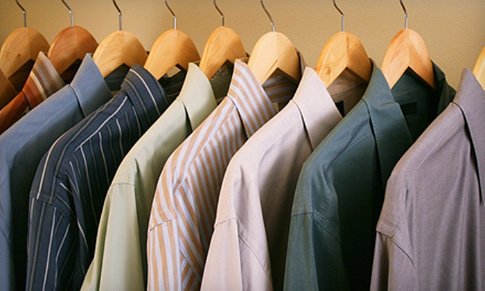 Laundry To Go - Stafford: Laundry Pickup and Delivery Services or Wedding-Gown Preservation from Laundry To Go (Up to Half Off)