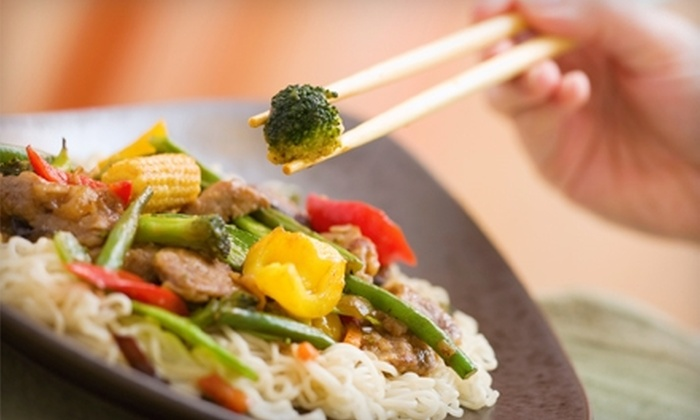 King and I - Oakdale: $15 for $30 Worth of Thai Cuisine and Drinks at The King and I Authentic Thai Cuisine