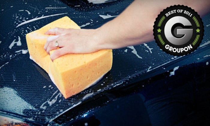 Over The Top Automotive Detailing - Eugene-Springfield: Car Wash, Mini Detail, or Full Detail with Optional Fabric Guard at Over the Top Automotive Detailing (Up to 59% Off)