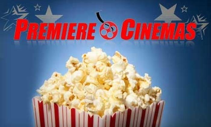 Premiere Cinemas - Colonial Town Center: $19 for Two Movie Tickets, Two Large Popcorns, and Two Large Drinks at Premiere Cinemas (Up to $39 Value)