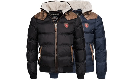 Giacca Geographical Norway Abraham