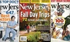 """""""New Jersey Monthly"""": $9 for One-Year Subscription to """"New Jersey Monthly"""" ($19.95 Value)"""