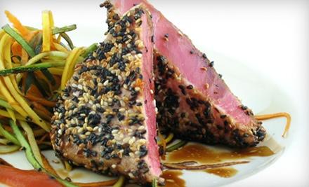 $42 Groupon for Dinner Mon.Thurs. - Star Bistro in Cooper City