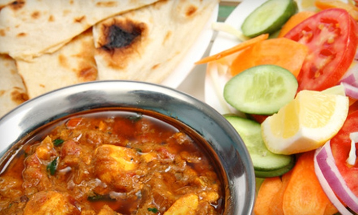 India Palace - Alameda: Lunch Buffet for Two or $19 for $40 Worth of Indian Dinner Fare at India Palace (Up to 53% Off)