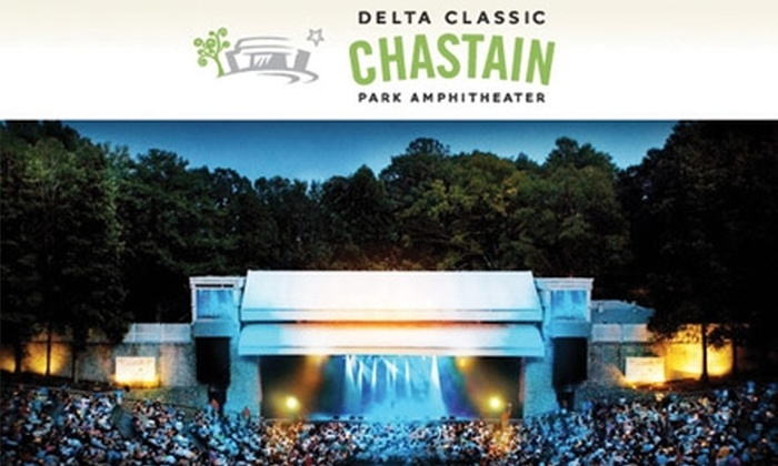 Delta Classic Chastain Park Amphitheater - Chastain Park: $32 for a Ticket to Your Choice from Three Shows at the Delta Classic Chastain Park Amphitheater