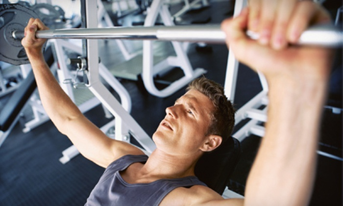 Option 1 Fitness - Multiple Locations: Three-Month Gym Membership for One or Two at Option 1 Fitness