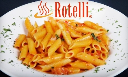 $16 Groupon to Rotelli: 5553 Mahoning Ave. in Youngstown - Rotelli in Youngstown