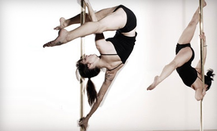 1-Hour Introductory Pole Dancing Class (a $20 Value) - Ecdysiast in Portland