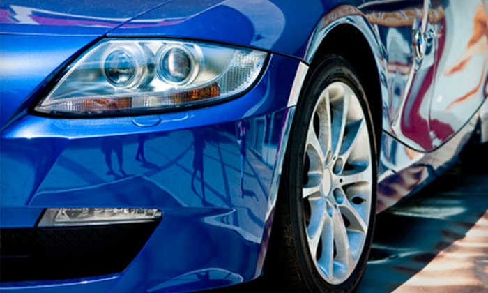 Glenmore Circle Esso - Southeast Calgary: $13 for Two Automated Protection Car Washes at Glenmore Circle Esso ($26 Value)