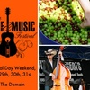 Austin Wine & Music Festival - Bryan: $10 for Three Days of General Admission to the Austin Wine & Music Festival ($30 Value)