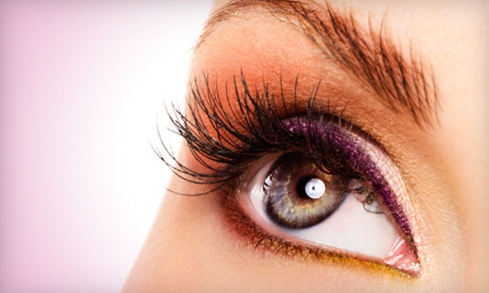 Med Spa at Seena One - Garden Acres Area: Eyelash Extensions with 45 or 60 Lashes Per Eye at Med Spa at Seena One in Burleson (Up to 64% Off)