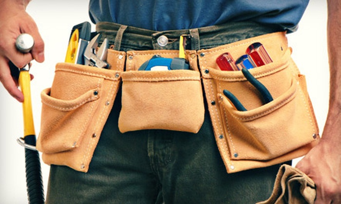 Milestone Contracting LLC - Asheville: Two, Three, or Eight Hours of Contractor Services from Milestone Contracting LLC (Up to 54% Off)