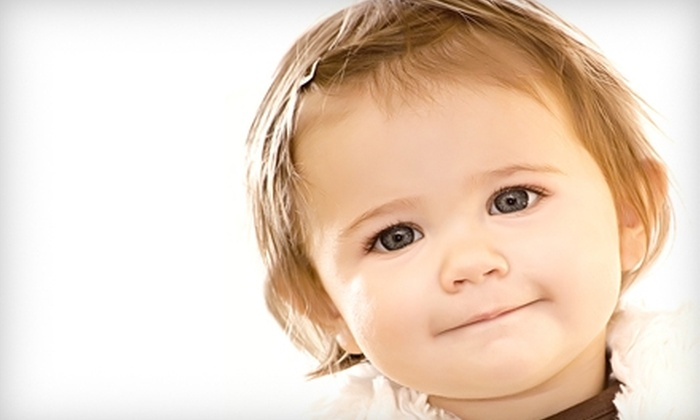 """Joseph David Photography - Central London: $69 for a Portrait Session, One 11""""x14"""" Print, and a Low-Resolution Photo DVD from Joseph David Photography ($275 Value)"""