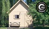 Camp Sandusky - Uptown Leamington: One-Night RV-Site Rental or One-Night Cabin Rental for Up to Four People at Camp Sandusky (Up to 63% Off)