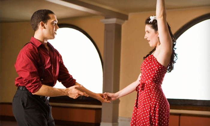 A Time To Dance - Multiple Locations: $29 for Six Dance Classes at A Time To Dance ($75 Value)
