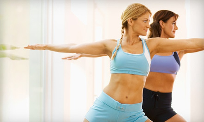 Up To 75 Off Yoga Classes In Vienna East Meets West Yoga Groupon