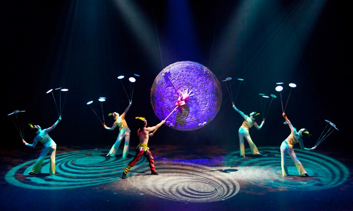 "Cirque Ziva - Harrah's Resort SoCal - The Events Center: Golden Dragon Acrobats Present ""Cirque Ziva"" on Friday, February 5, at 9 p.m. or Saturday, February 6, at 8 p.m."