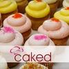 Half Off Cupcakes at Caked Las Vegas