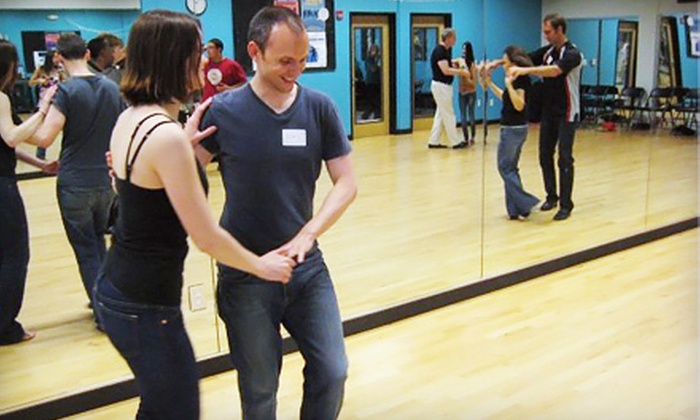 Go Dance - Allandale: $24 for a 90-Minute Wedding-Dance Workshop for Two at Go Dance ($49 Value). Six Dates Available.