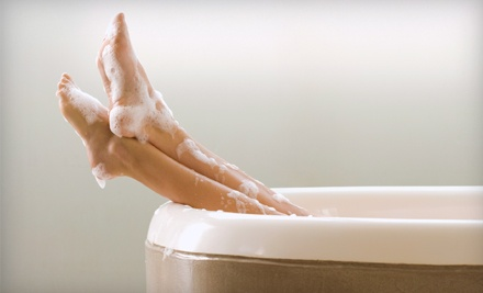 1 Detoxifying Footbath (a $35 value) - Blue Nile Spa in St. Louis