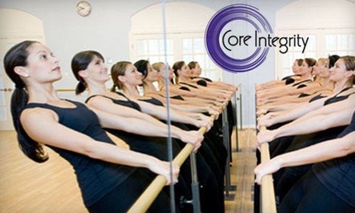Core Integrity Pilates - Greensboro: $50 for 10 Xtend Barre Classes at Core Integrity Pilates in Greensboro ($250 Value)