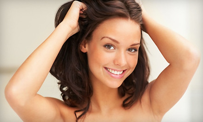 Laser Beauty Medical Spa - Far North Dallas: Six Laser Hair-Removal Treatments at Laser Beauty Medical Spa (Up to $2,550 Value). Three Options Available.