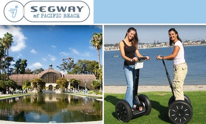 Segway of Pacific Beach - Pacific Beach: See Mission Bay on a Two-Hour Segway Tour
