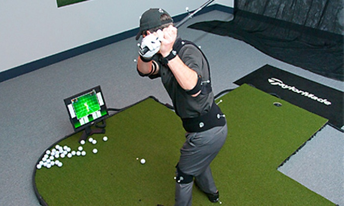 3D Golf Performance - Maillardville: Golf Lesson, Swing Analysis, or Golf-Simulator Punch Card from 3D Golf Performance in Coquitlam