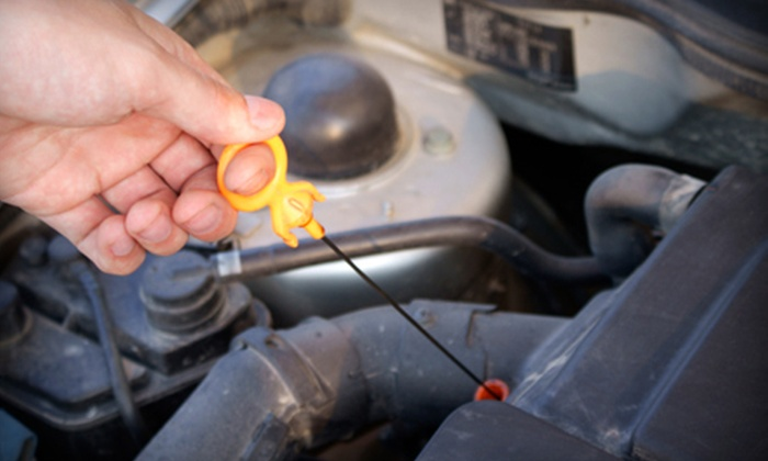 Cameron's Automotive - North Meadows: $18 for an Oil Change at Cameron's Automotive in Windsor ($37.22 Value)