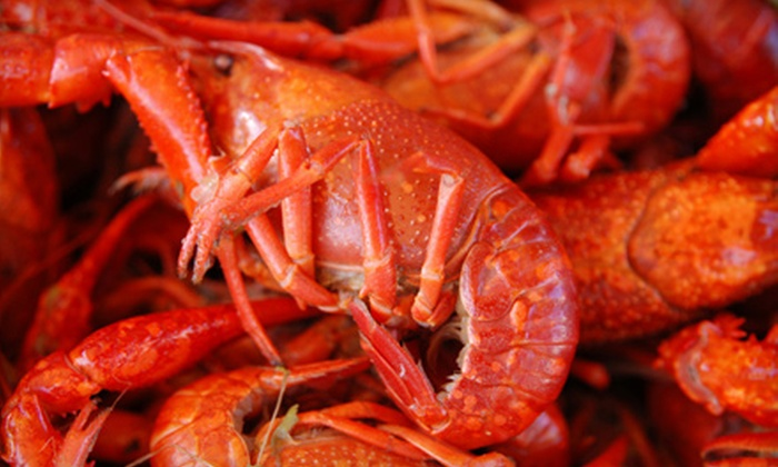 Prudhomme's Lost Cajun Kitchen - Columbia: $12 for $25 Worth of Cajun Cuisine at Prudhomme's Lost Cajun Kitchen in Columbia