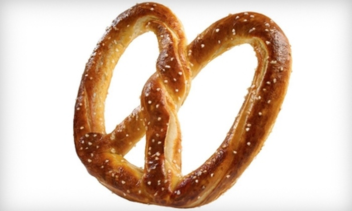 Auntie Anne's - Kentwood: $8 for One-Dozen Party Pretzels at Auntie Anne's in Kentwood ($16 Value)