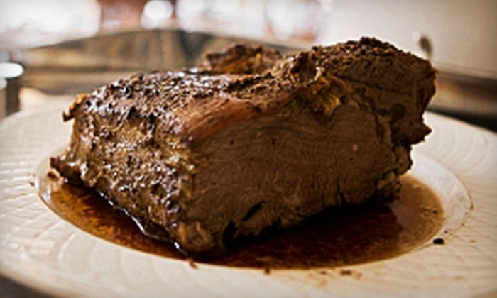 St. Charles Place - St. Charles: $20 for $40 Worth of Steak, Seafood, and More at St. Charles Place in St. Charles