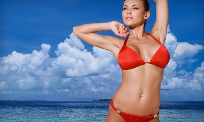 Adorn by a do. - Central Indianapolis: $36 for Three Mystic Tan Sessions at Adorn by a do. ($75 Value)