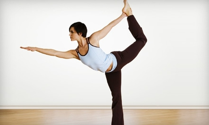 White River Yoga - Montague: $39 for One Month of Unlimited Yoga, Pilates, and Zumba at White River Yoga in Montague (Up to $250 Value)