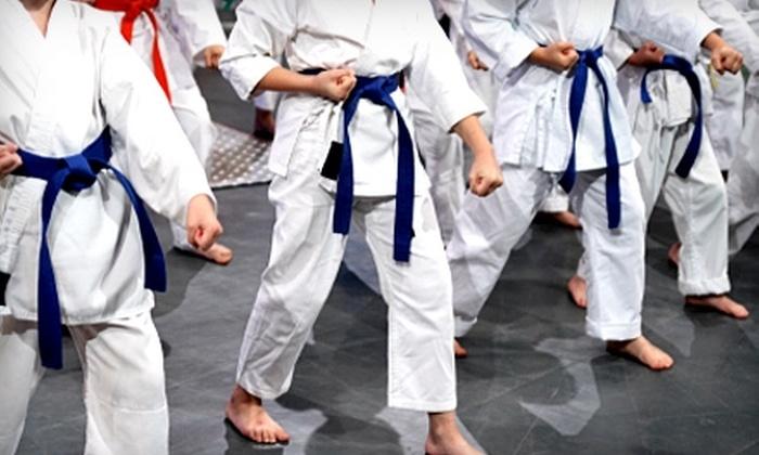 Hong's Martial Arts - Elmwood Area: $49 for Yearly Enrollment and Uniform at Hong's Martial Arts ($199 Value)