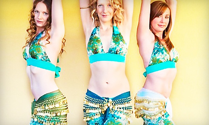 Belly Dance Tucson - Sam Hughes: $20 for Four Belly-Dancing Classes at Belly Dance Tucson ($48 Value)