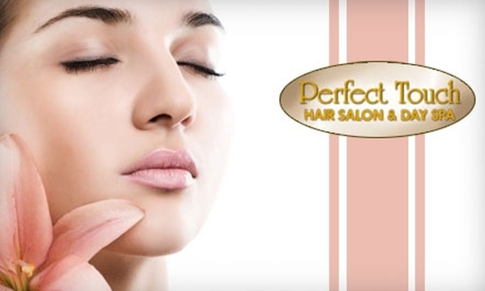 Perfect Touch Hair Salon & Day Spa - Catonsville: $89 for Lash Extensions at Perfect Touch Hair Salon & Day Spa