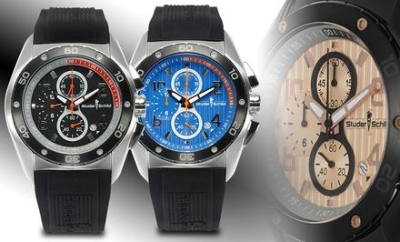 Studer Schild Chronograph Diesel Men's Watch
