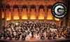 Vancouver Symphony Orchestra - Downtown Vancouver: Two Tickets to a Performance by the Vancouver Symphony Orchestra at the Orpheum Theatre. Five Options Available.