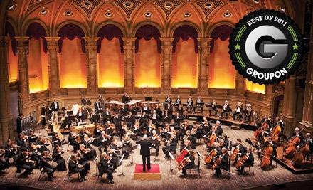 Vancouver Symphony Orchestra: Gilbert & Sullivan's