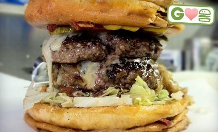 Bernie's Burger Bus - Bernie's Burger Bus in Houston