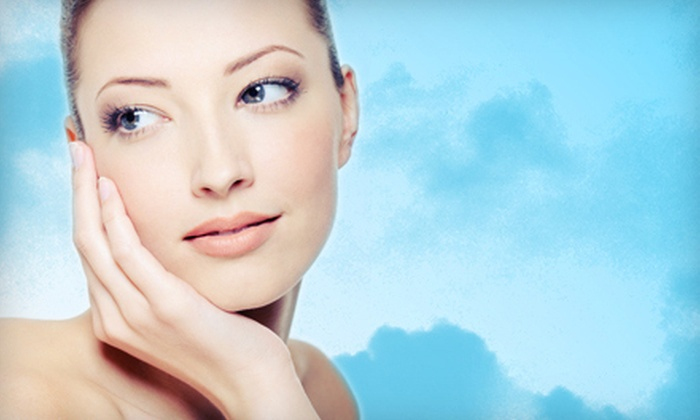 Just For You - Puyallup: One or Three Bio-Brasion Microdermabrasions at Just for You in Puyallup (Up to 52% Off)