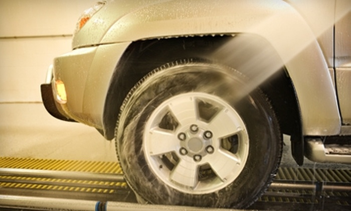 Pat's Express Car Wash - Orlando: Two Express Washes or One Full-Service Wash and One Express Wash at Pat's Express Car Wash