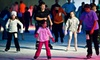 Ice Den & 18 degrees - Scottsdale: Ice-Skating Outing with Appetizers for Two or Four at Ice Den in Scottsdale (Up to 54% Off)