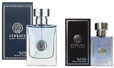 Versace Pour Homme Eau de Toilette from $26.99–$34.99