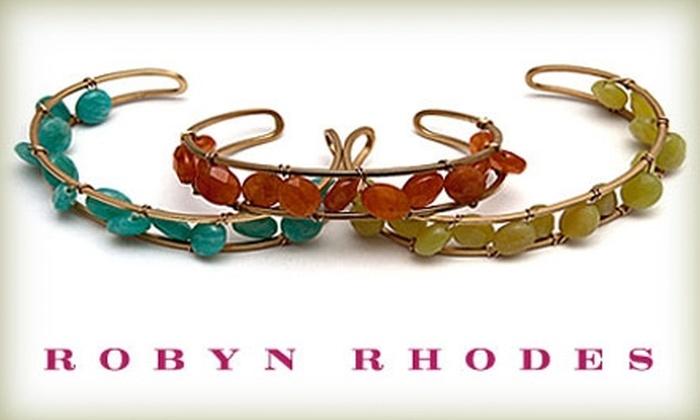 Robyn Rhodes: $30 for $60 Worth of Jewelry by Robyn Rhodes