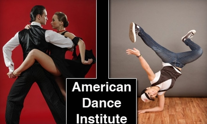 American Dance Institute - Greenwood: $72 for One Month of Unlimited Dance Classes at American Dance Institute ($172 Value)