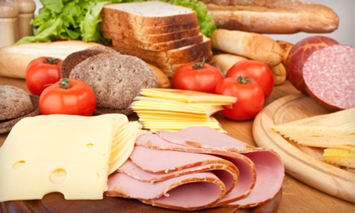 David's Fine Foods - Albany: $10 for $20 Worth of Gourmet Bakery and Deli Fare at David's Fine Foods