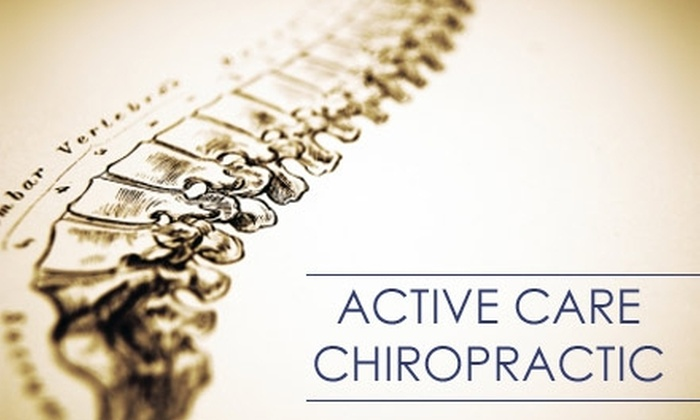 Active Care Chiropractic - Wellington Park: $35 for an Initial Consultation, X-rays, Adjustment, and 30-Minute Massage at Active Care Chiropractic ($287 Value)
