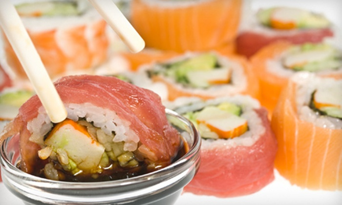 Sushi Unlimited - Multiple Locations: $15 for $30 Worth of Sushi and Japanese Fare at Sushi Unlimited